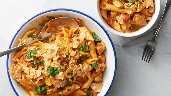 Instant Pot® King Ranch Chicken Pasta