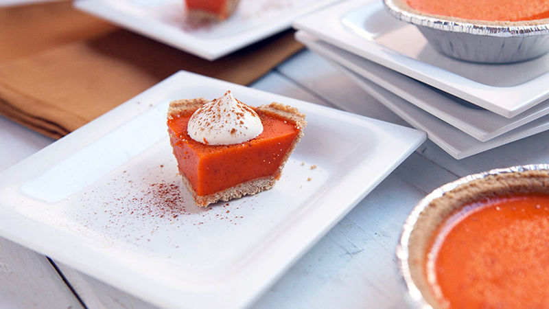 Pumpkin Spice Jello Shots