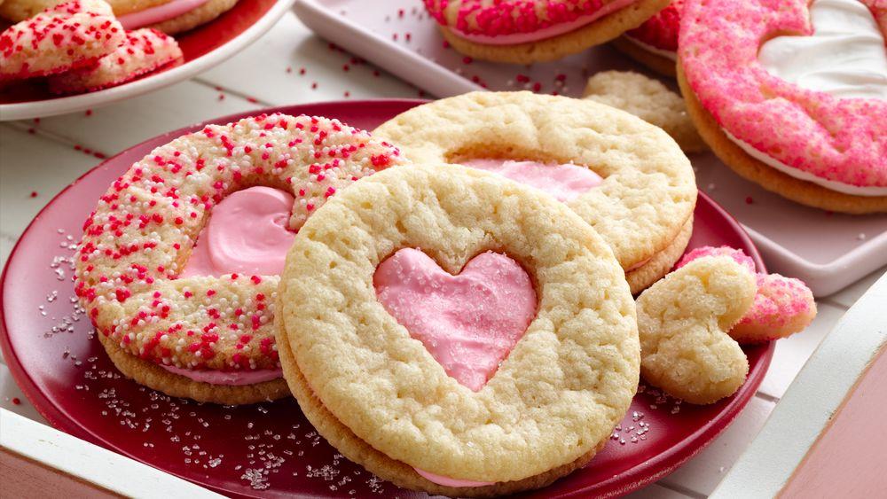 Valentines Cookies Valentine Heart...