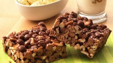 Monkey Cereal Bars