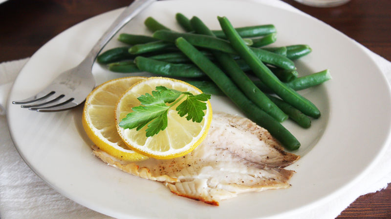 White Wine-Dijon Fish Marinade