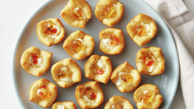 How to Make 3-Ingredient Pepper Jelly-Cream Cheese Bites Video