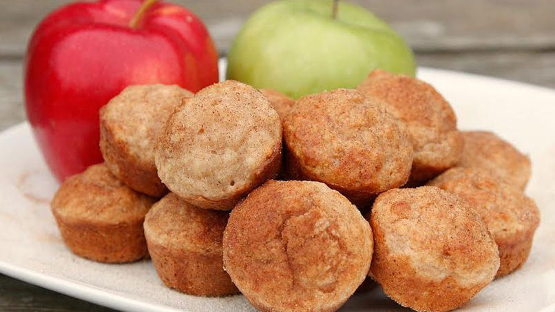 Applesauce Puffs
