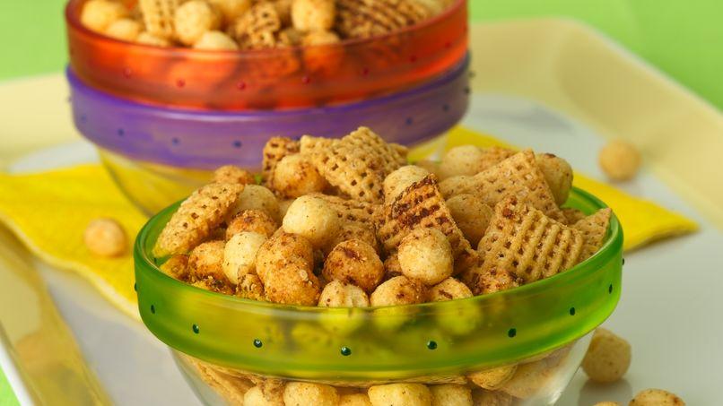 Snack de Dos Cereales
