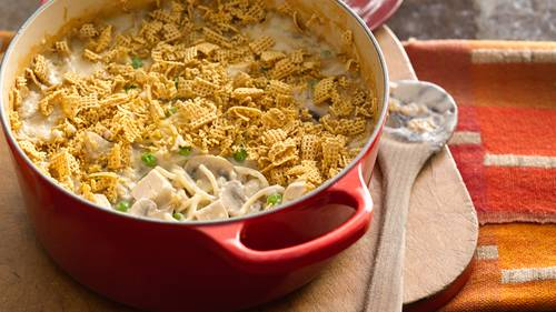 One Pot Gluten Free Chicken Tetrazzini