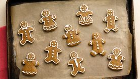 Gingerbread Cutouts (Cookie Exchange Quantity)