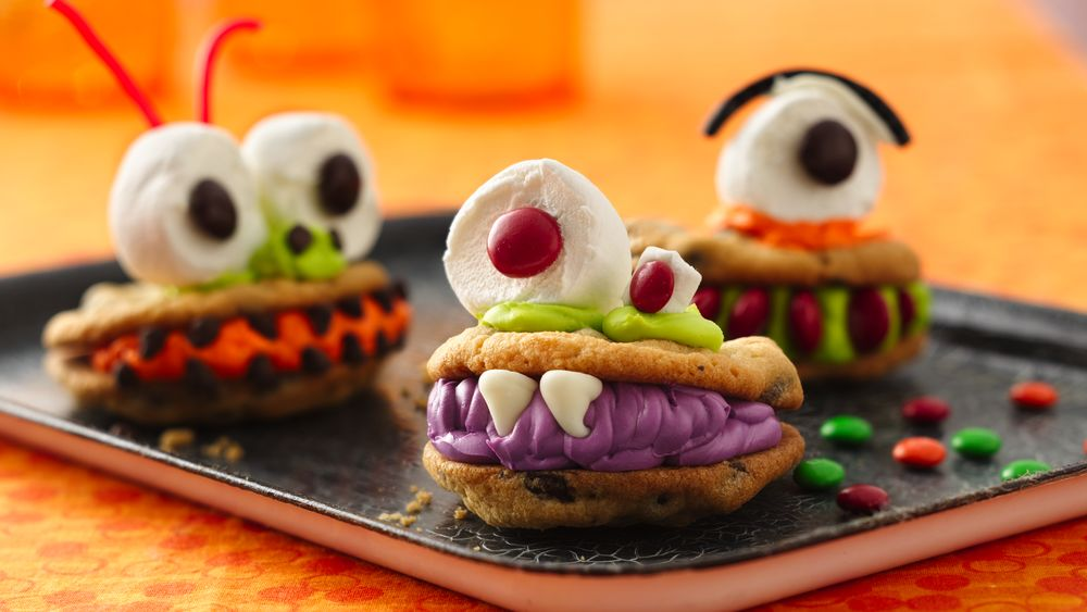 Awesome easy halloween recipes