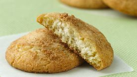 Double Snickerdoodle Crunch Cookies