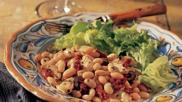 Italian White Beans with Chicken