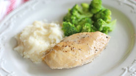 Easy Baked Chicken