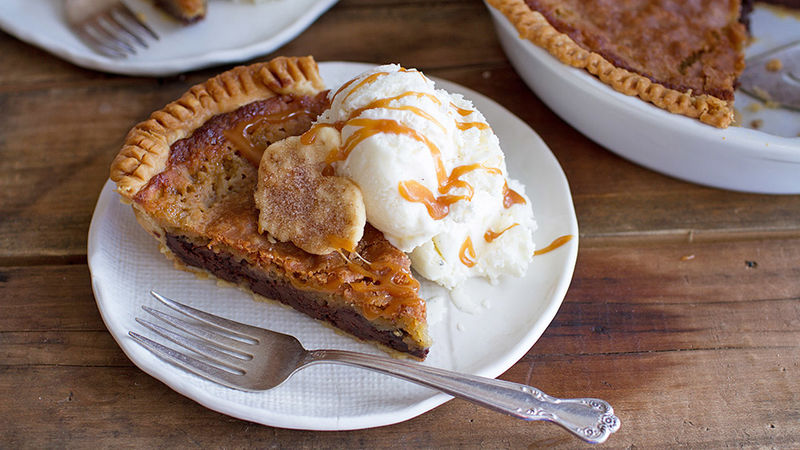 Classic Chocolate Chip Pie