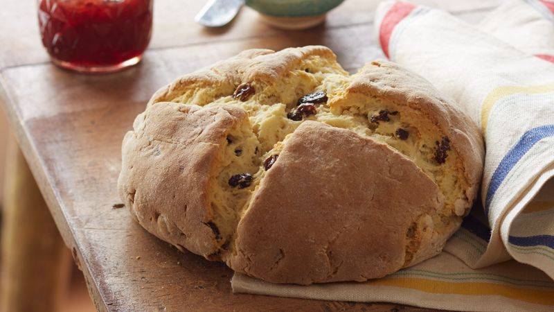 Gluten Free Irish Soda Bread Recipe Bettycrocker Com