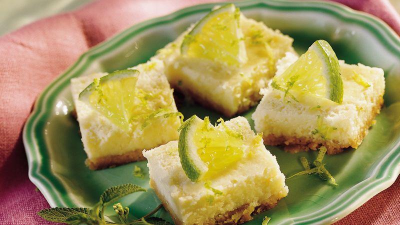 Citrus Mini Cheesecakes