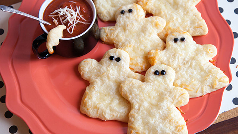 Ghostie Toasties
