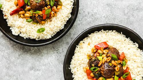 How to make sticky rice uk