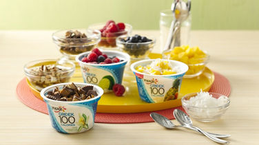 Greek 100 Vanilla FroYo
