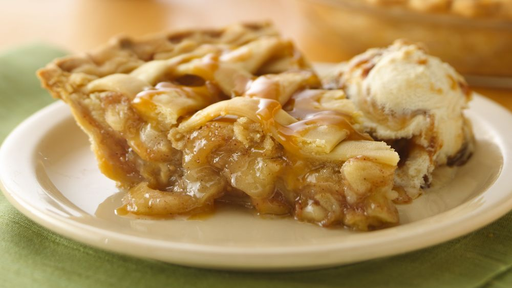 caramel apple pie recipe. Black Bedroom Furniture Sets. Home Design Ideas