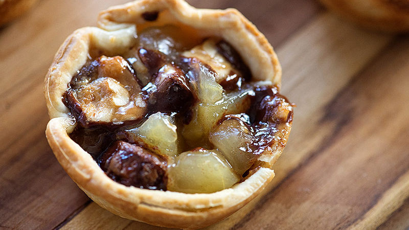 Snickers™ Apple Pie Cups