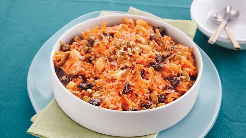 Carrot-Raisin Salad