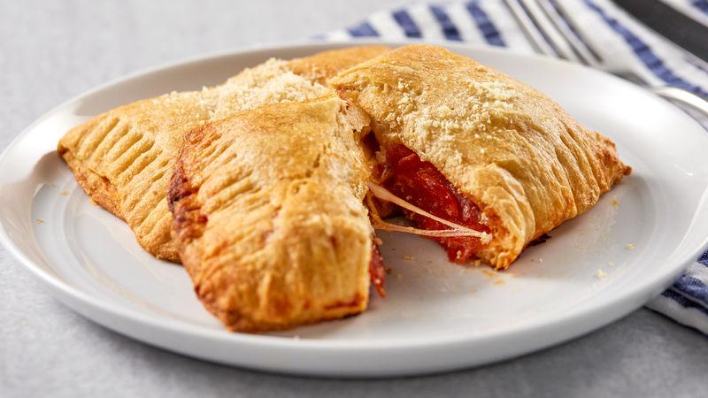 Crescent Pizza Pockets Recipe