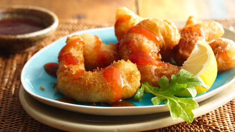 Beer-Battered Shrimp