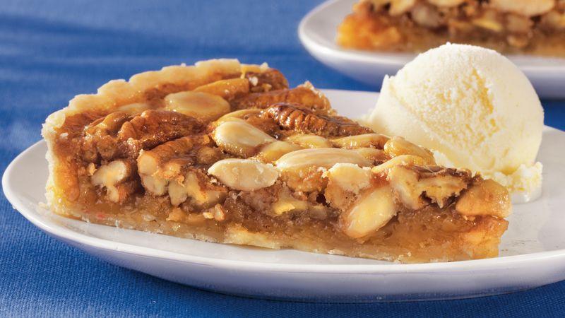 Triple Nut Tart