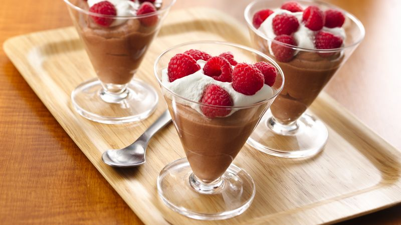 Dark Chocolate Mousse
