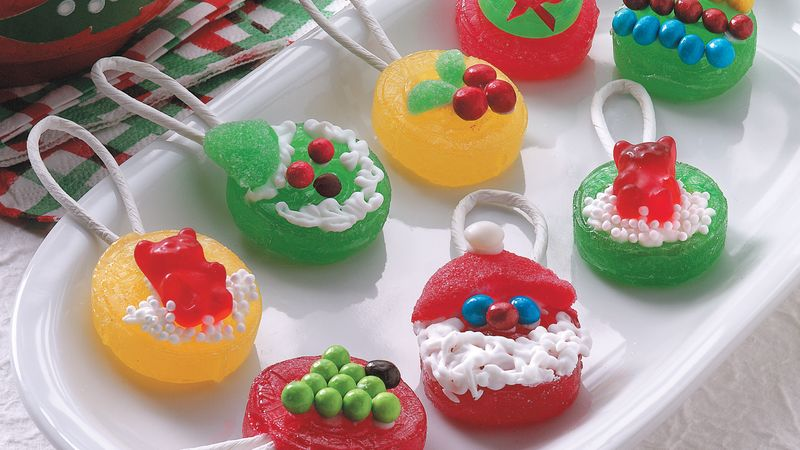 Kiddy Pop Ornaments