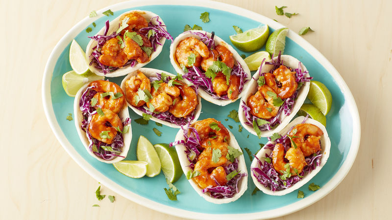 Spicy Mexican Shrimp Taco Bowls