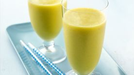 Luscious Lemon Drop Smoothies