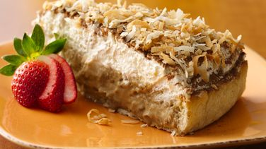 Orange-Coconut Tiramisu Tart
