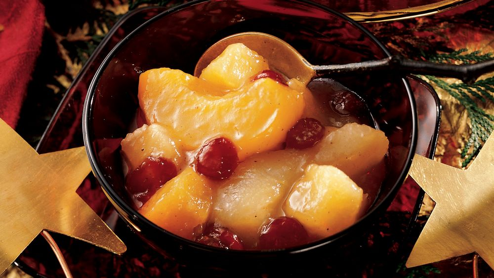 Hot Buttered Rum Fruit