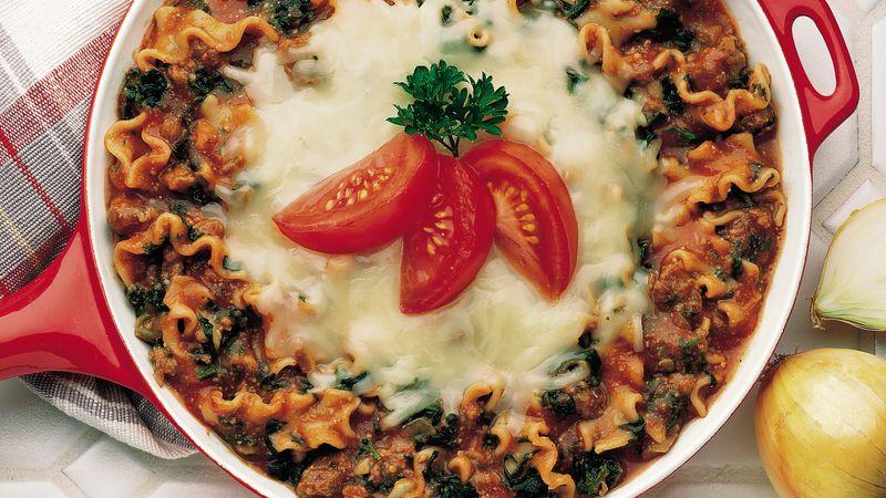 Lasagna Florentine