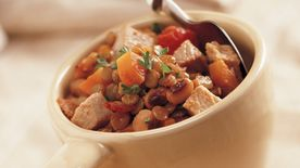 Southern Turkey and Lentil Casserole