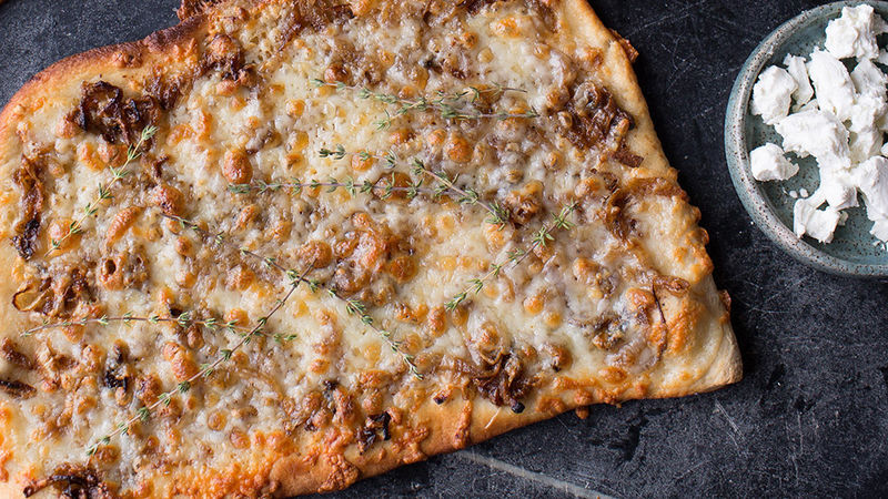 French Onion Flatbread