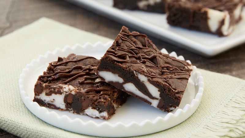 Gluten-Free Peppermint Pattie Bars
