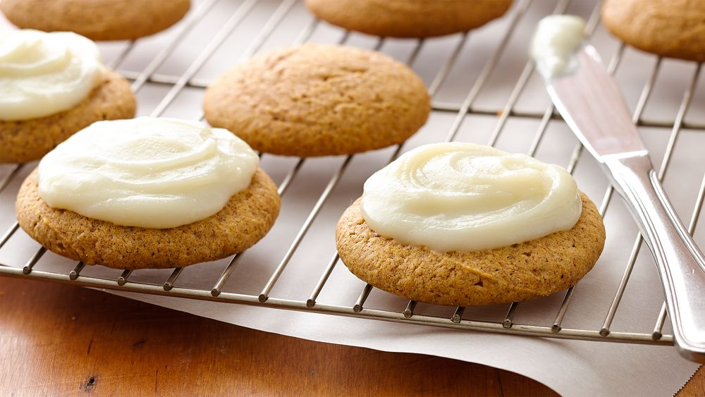 5-Ingredient Pumpkin Cookies