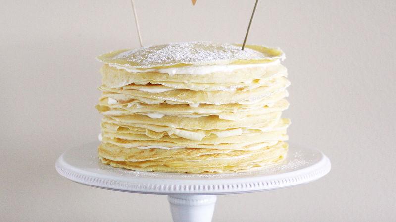 The Best Crepe Cake Recipe