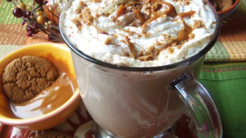 Pumpkin Spiced Café Con Leche