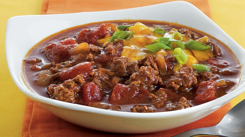 Texas No-Bean Chili
