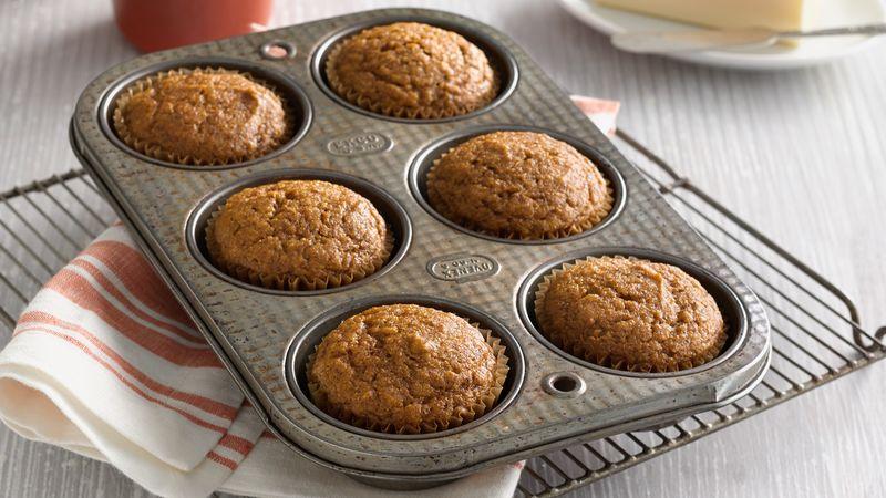 Cheerios* Pumpkin Muffins