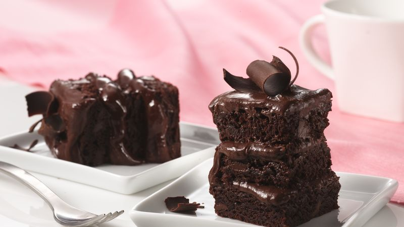 Indulgent Brownie Torte