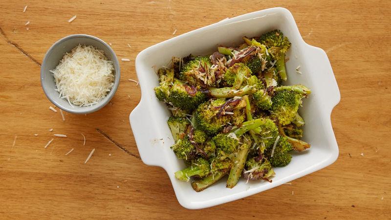 Parmesan Broccoli
