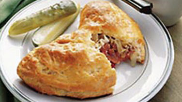 Grands!™  Stuffed Reuben Sandwiches
