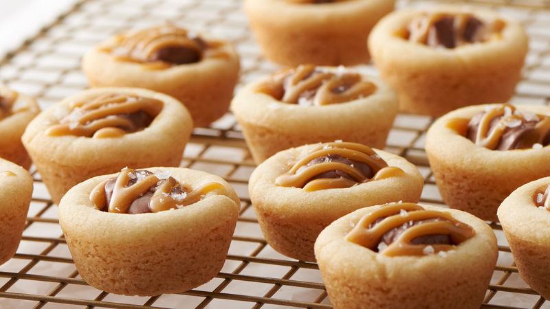 Twix™ Sugar Cookie Cups