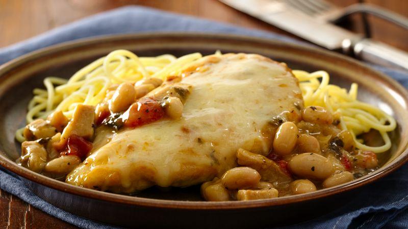 Chicken Parmesan Tuscany