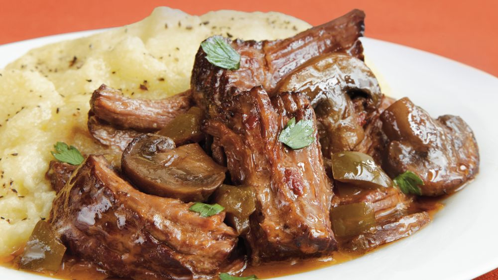Weeknight Pot Roast
