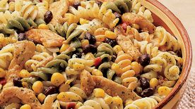 Margarita Chicken Pasta Salad