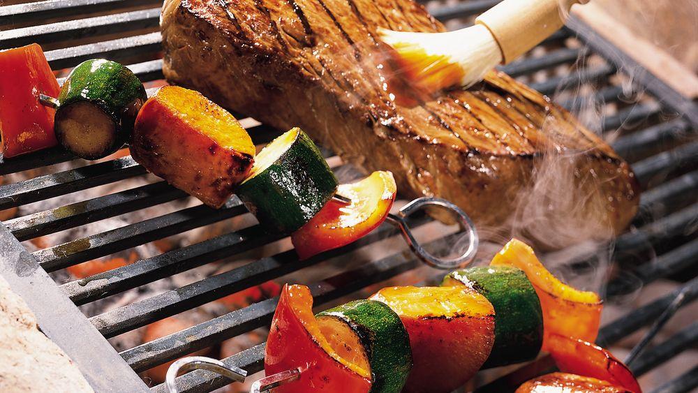 Teriyaki Family Steak Dinner