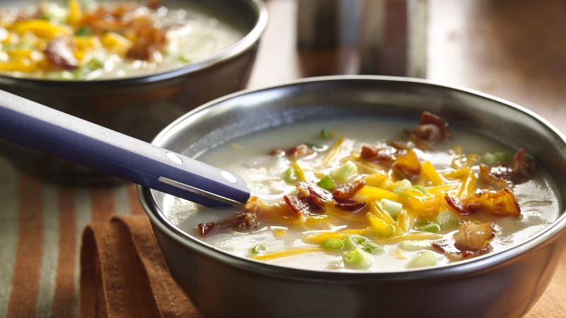 how to make fondue potatoes